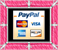 Payments processed through PayPal